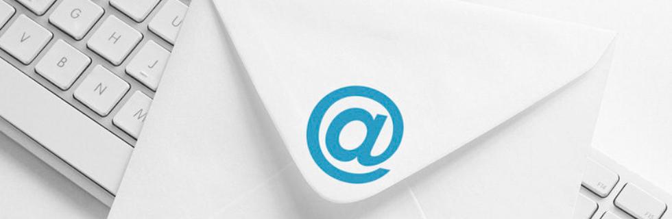 Notificaciones personales por correo electrónico.